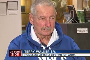 Cincinnati and Northern Kentucky shelters are seeing more older adults experiencing homelessness