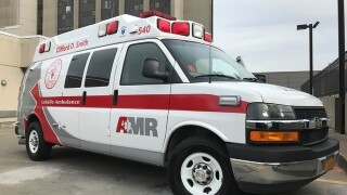 AMR, ambulance workers reach contract agreement