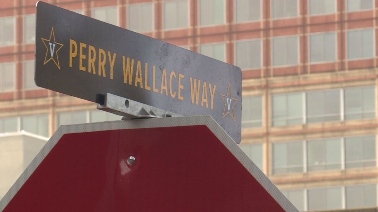 Perry Wallace Way