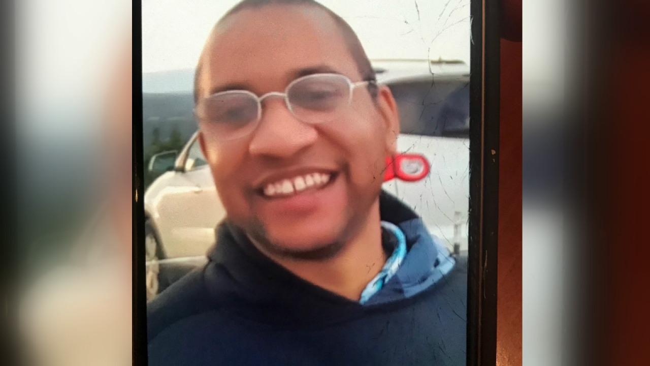 Missing Chesterfield man last seen walking towards his home