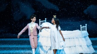 New York City Ballet's 'Nutcracker' has cast a black Marie for the first time
