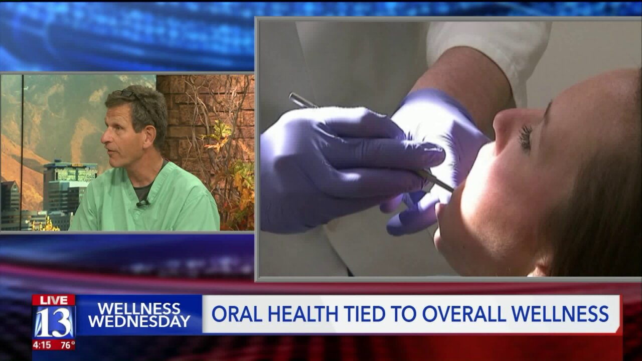 Wellness Wednesday: Oral health vital for overall wellness