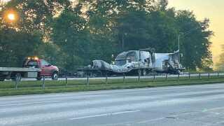 One dead after I-64 crash
