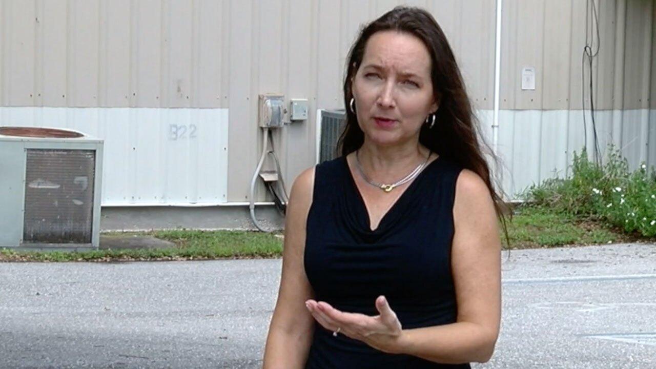 Sharon L'Herrou, president of 211