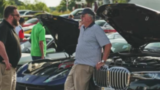 Popular car show celebrates 10th anniversary in Richmond
