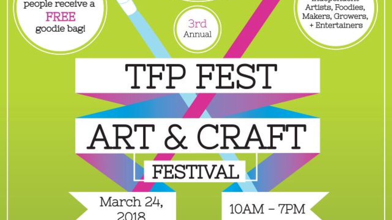 SECOND CUP: Calling all Local Artists to the TFP Fest