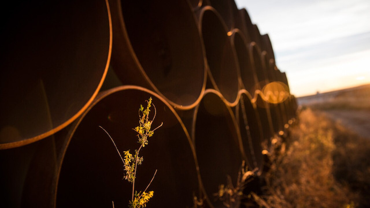 Trump green lights Keystone XL pipeline with executive order