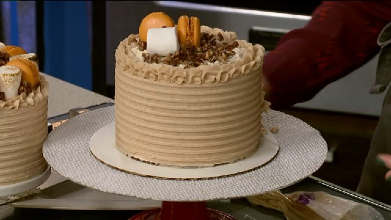 Forget the pie! Fun ideas for Thanksgiving cakes