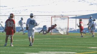 No. 15 Falcon Lacrosse Drops Home Opener to No. 9 DU