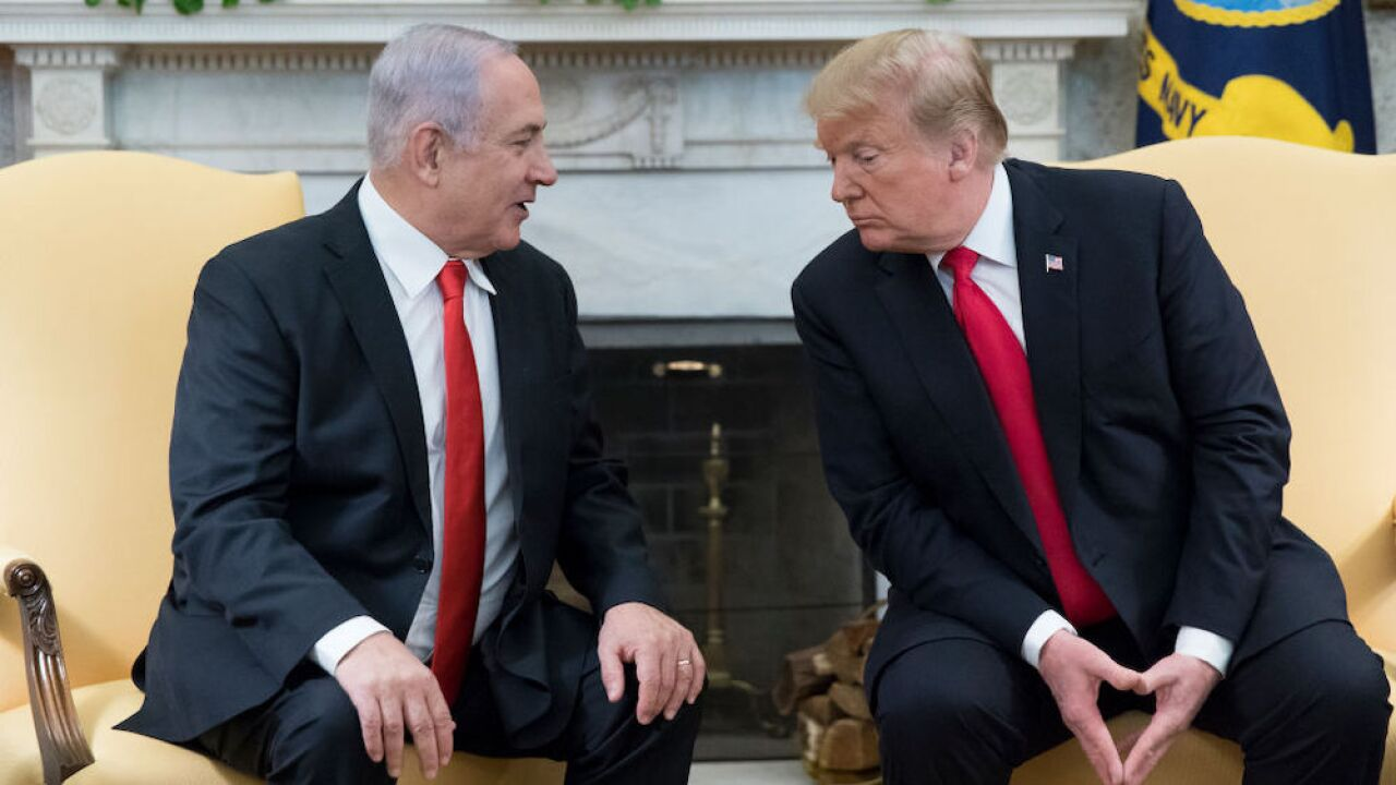 President Donald Trump to unveil Middle East peace plan Tuesday