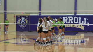 Carroll Volleyball feels confident to start season and on road