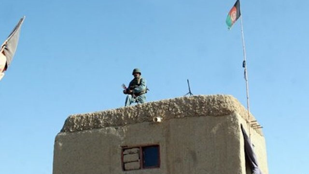 Unknown number of US forces hurt in Afghanistan