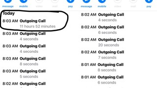 On hold with the unemployment line
