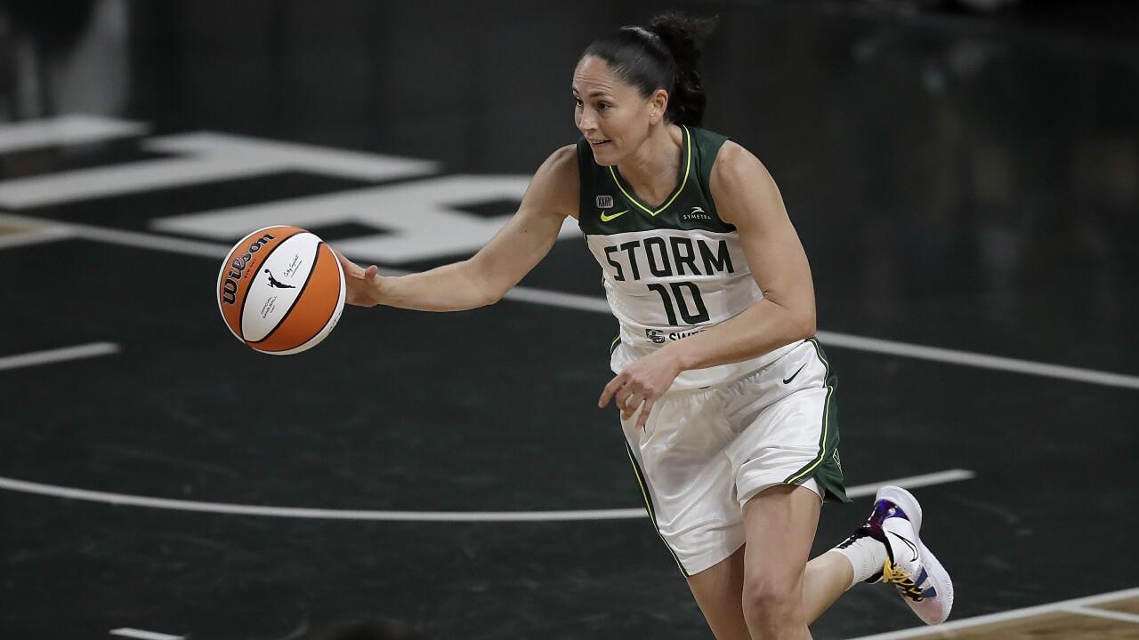 Storm Dream Basketball