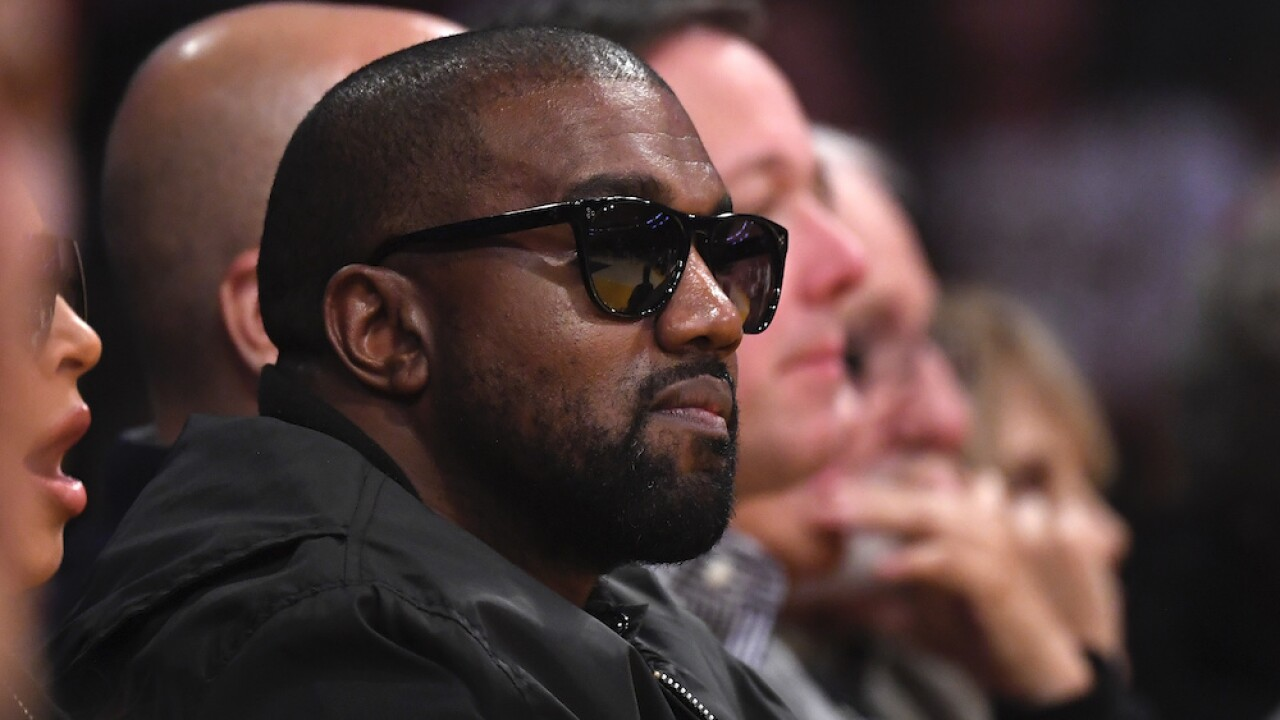Kanye West will not appear on the presidential ballot in Ohio