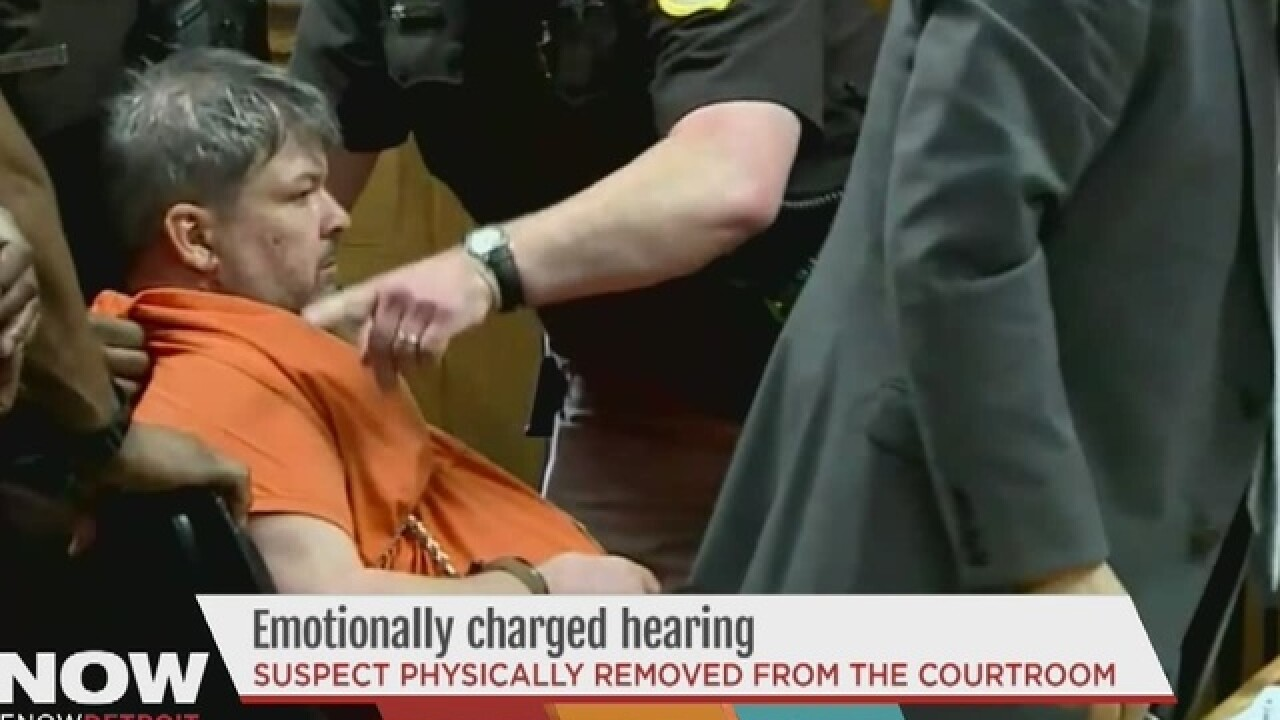 Kalamazoo shooting spree suspect due in court
