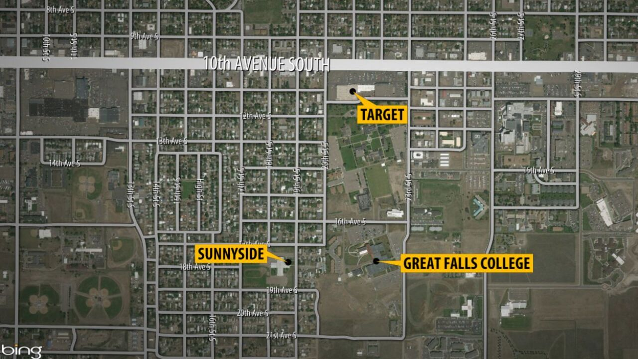 GFPD responding to incident in Great Falls
