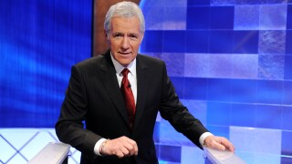 'Jeopardy!' host Alex Trebek back in chemotherapy after 'numbers went sky high'