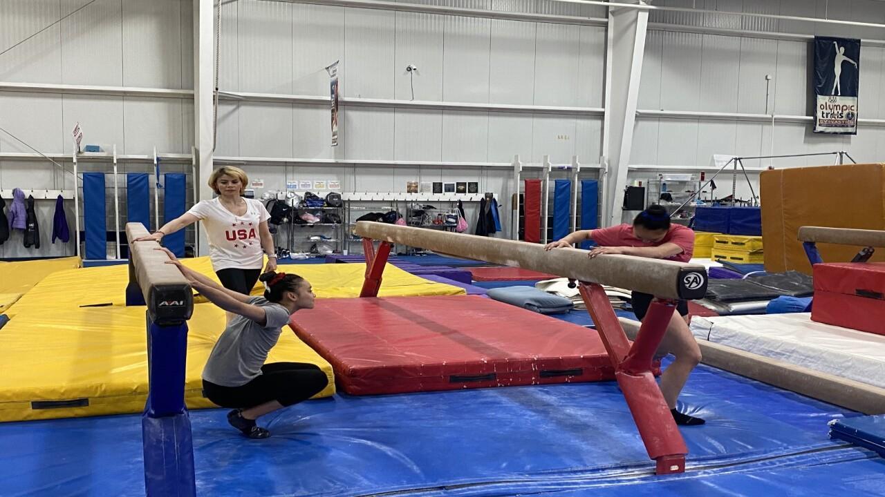 GAGE Gymnasts