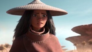 Disney Just Dropped The Trailer For Their First Movie Of 2021, 'Raya And The Lost Dragon'