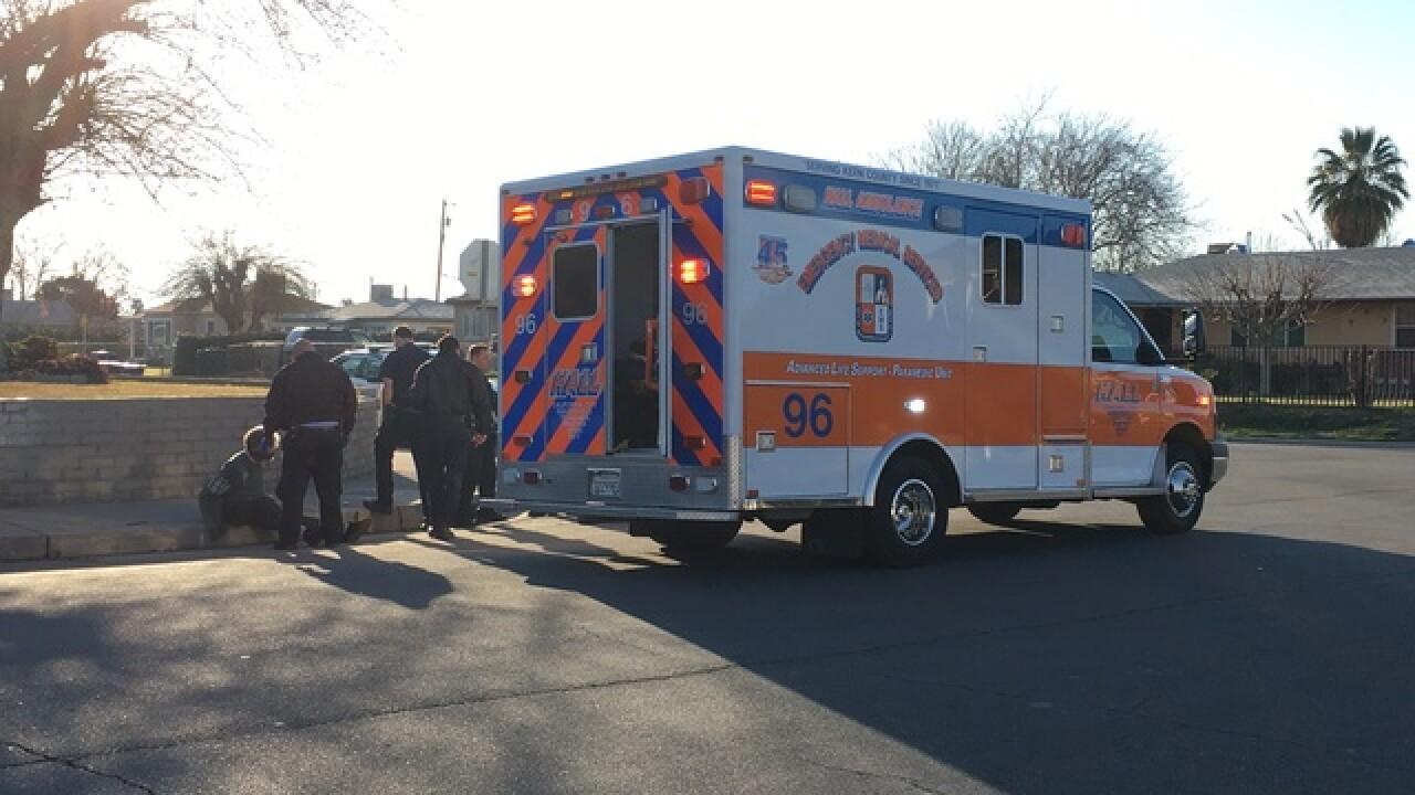 BPD makes arrest for minor injury stabbing