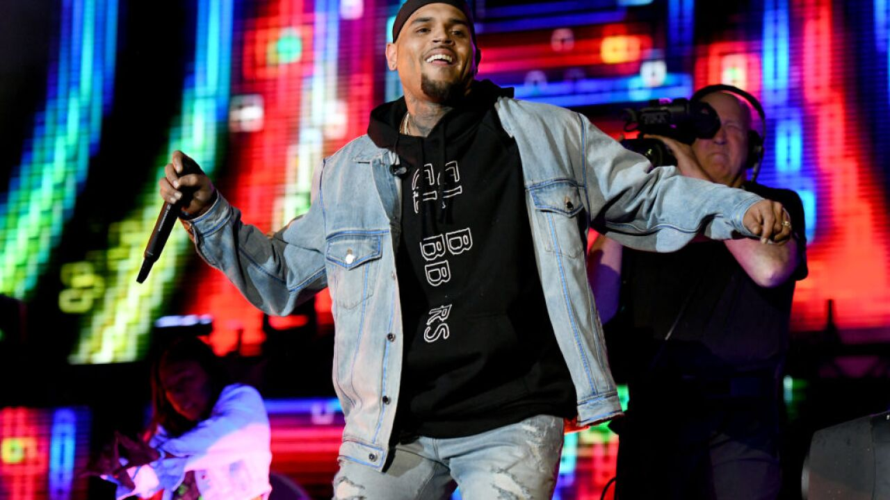 Chris Brown to bring 'INDIGOAT' Tour to Hampton Coliseum in September