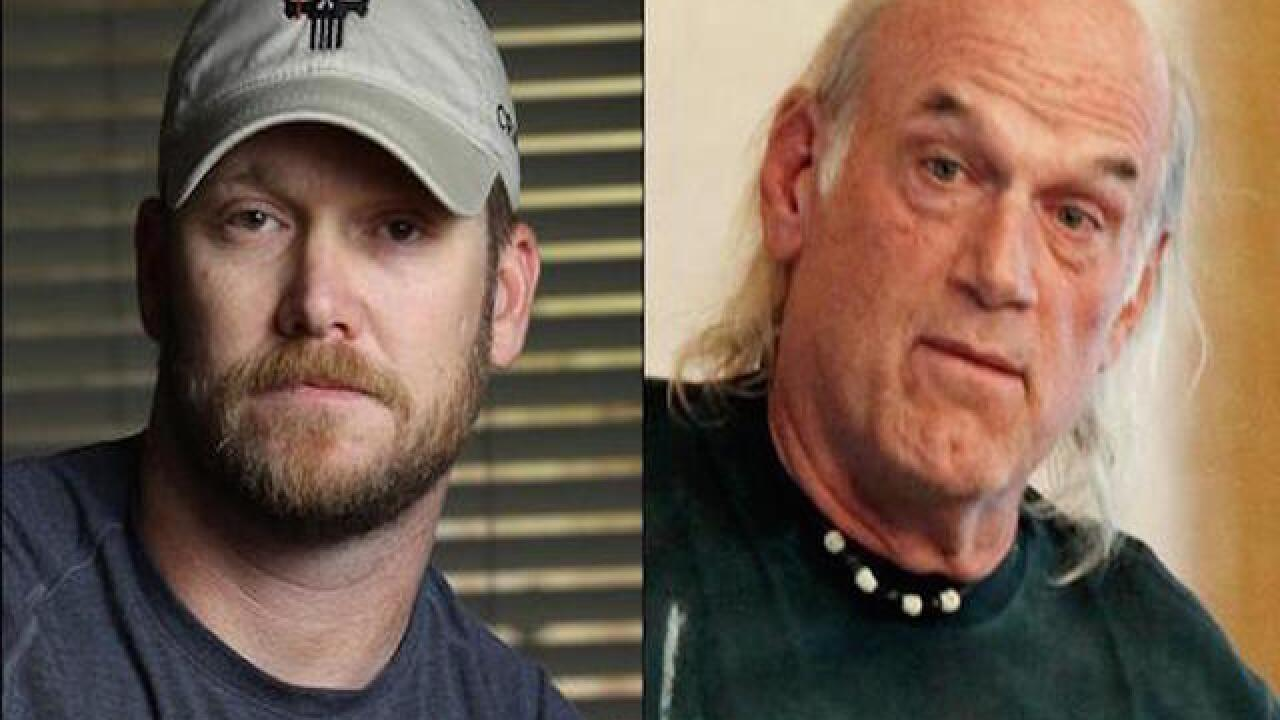 Jesse Ventura award in 'American Sniper' case vacated