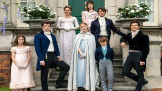First Look At Shonda Rhimes' New Series 'Bridgerton'