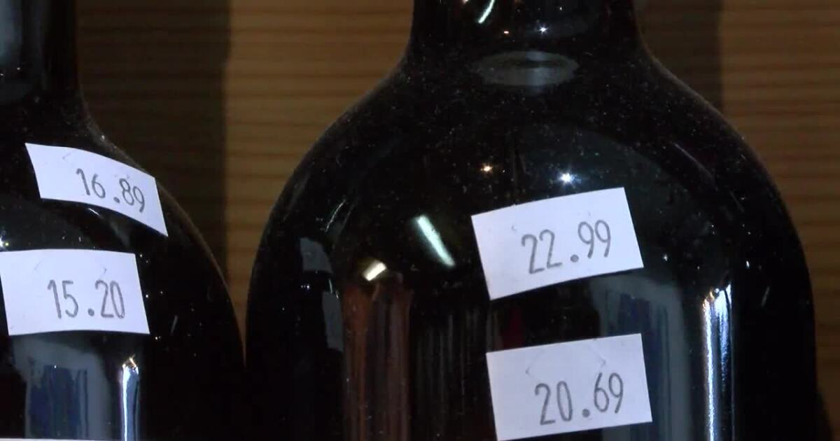 Montana wine shop owner reacts to potential tariffs