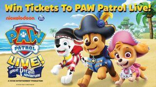 PAW Patrol Live Contest