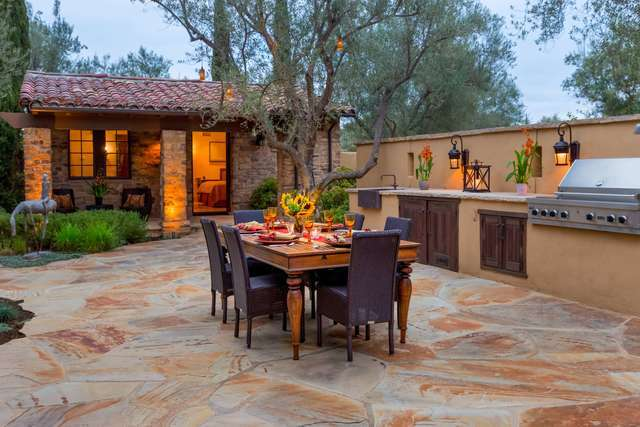 San Diego home reminiscent of Tuscany