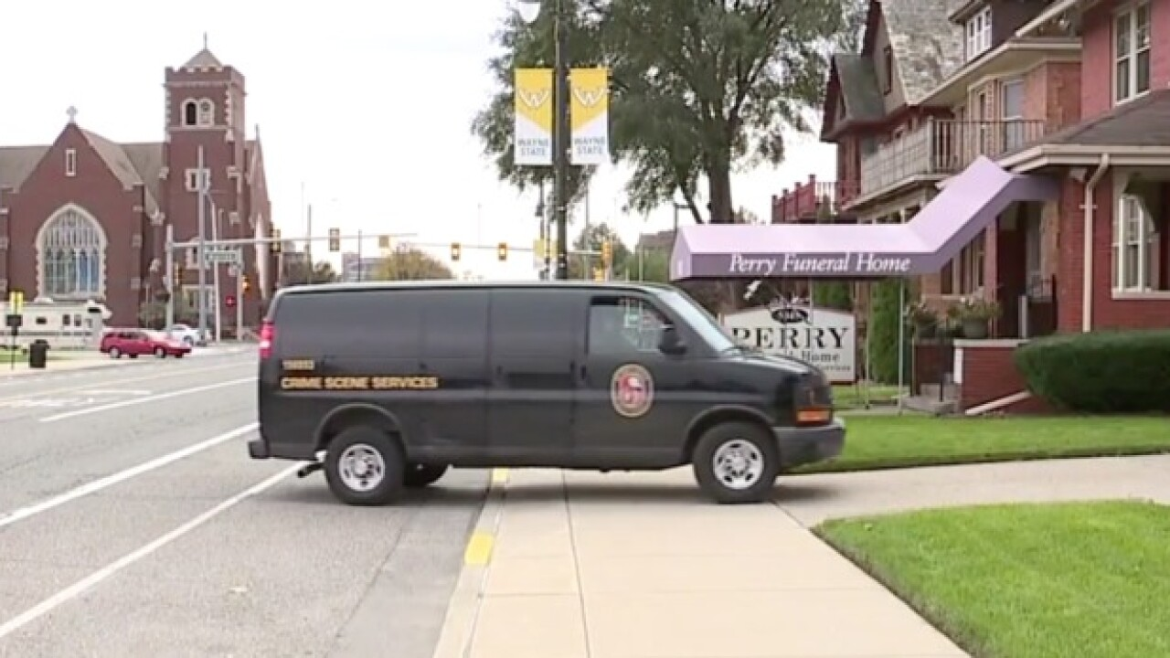 Detroit Police remove 63 infant remains from funeral home