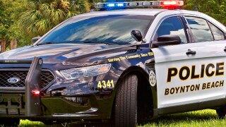 Man shot in Boynton Beach