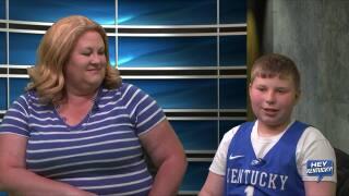 Matt interviews KENTUCKY BASKETBALL SUPERFAN!