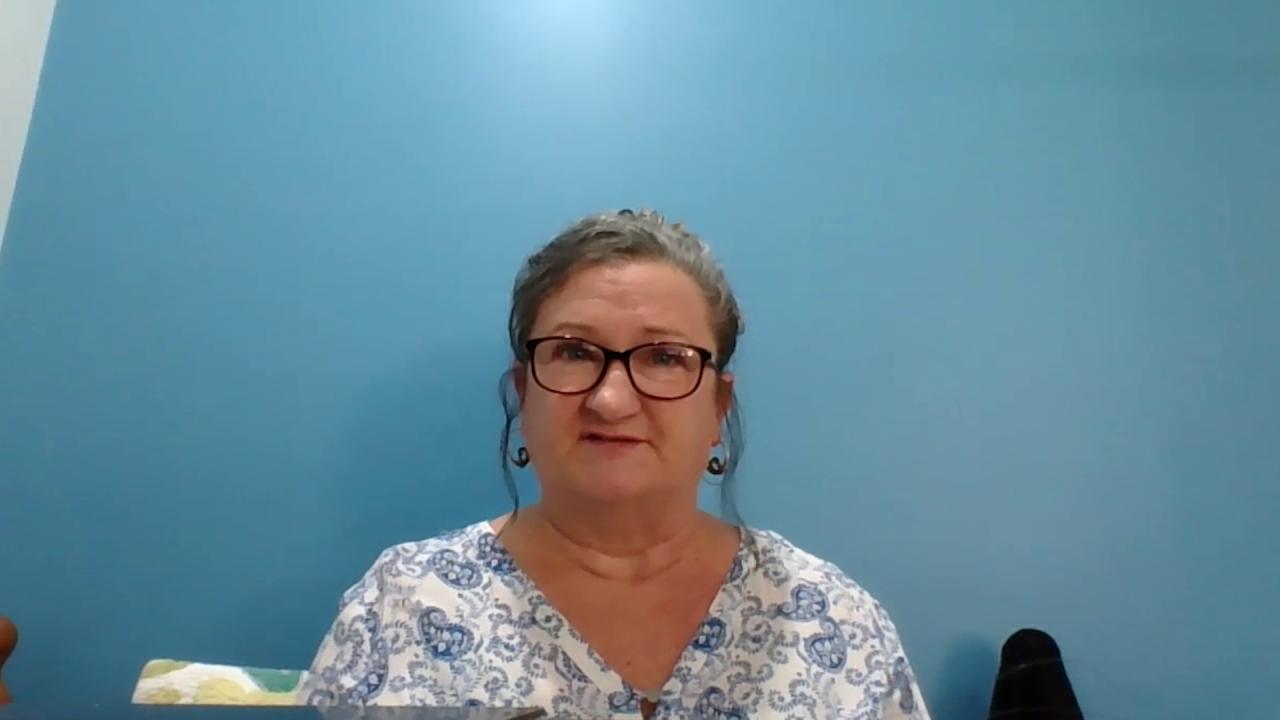Karen Gibbs of Queensland, Australia