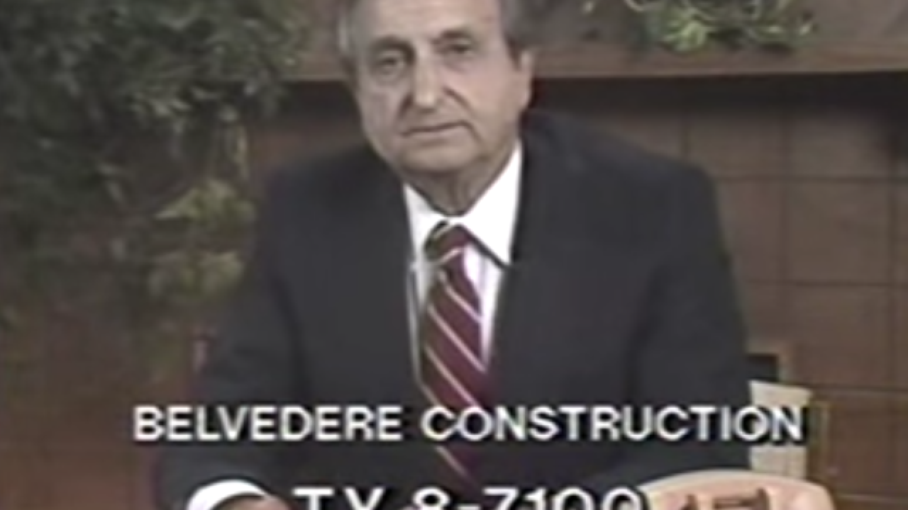 Longtime metro Detroit businessman 'Mr. Belvedere' passes away at age 95