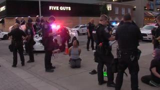 IMPD_Protest_Arrest
