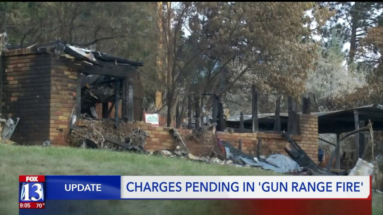 Victim of Gun Range Fire has no hard feelings against those who startedfire