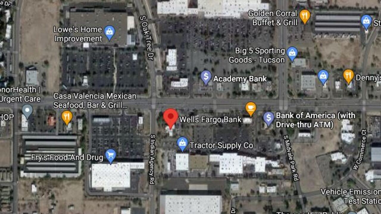 Tucson police say a man was found shot to death near Midvale and Oak Tree Wednesday.