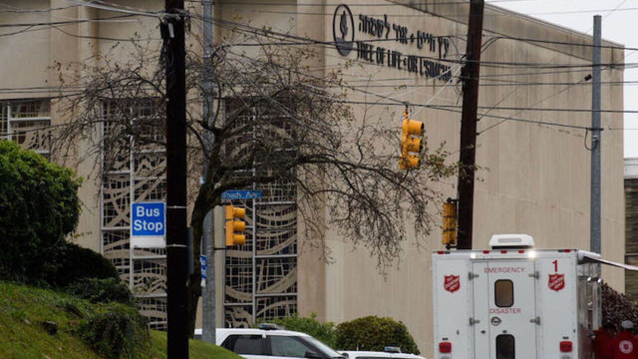 Death penalty sought for synagogue suspect