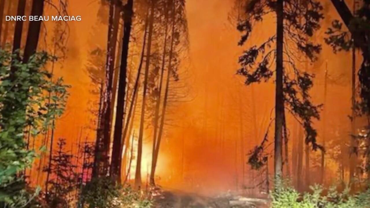 Garnet Fire