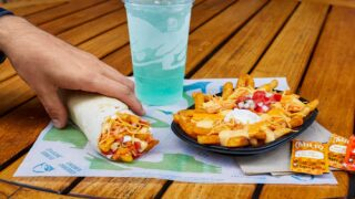 Taco Bell Is Introducing Buffalo Chicken Nacho Fries