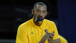 Juwan Howard Michigan