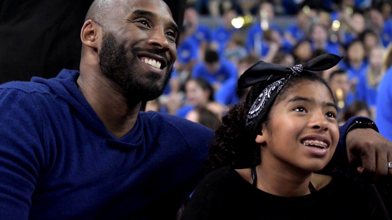 'Being a girl dad': ESPN anchor shares touching story of Kobe Bryant's devotion to fatherhood