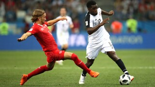 Switzerland and Costa Rica draw 2-2; Swiss advance
