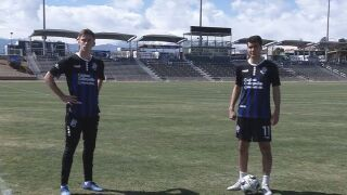 Staying active with Switchbacks FC