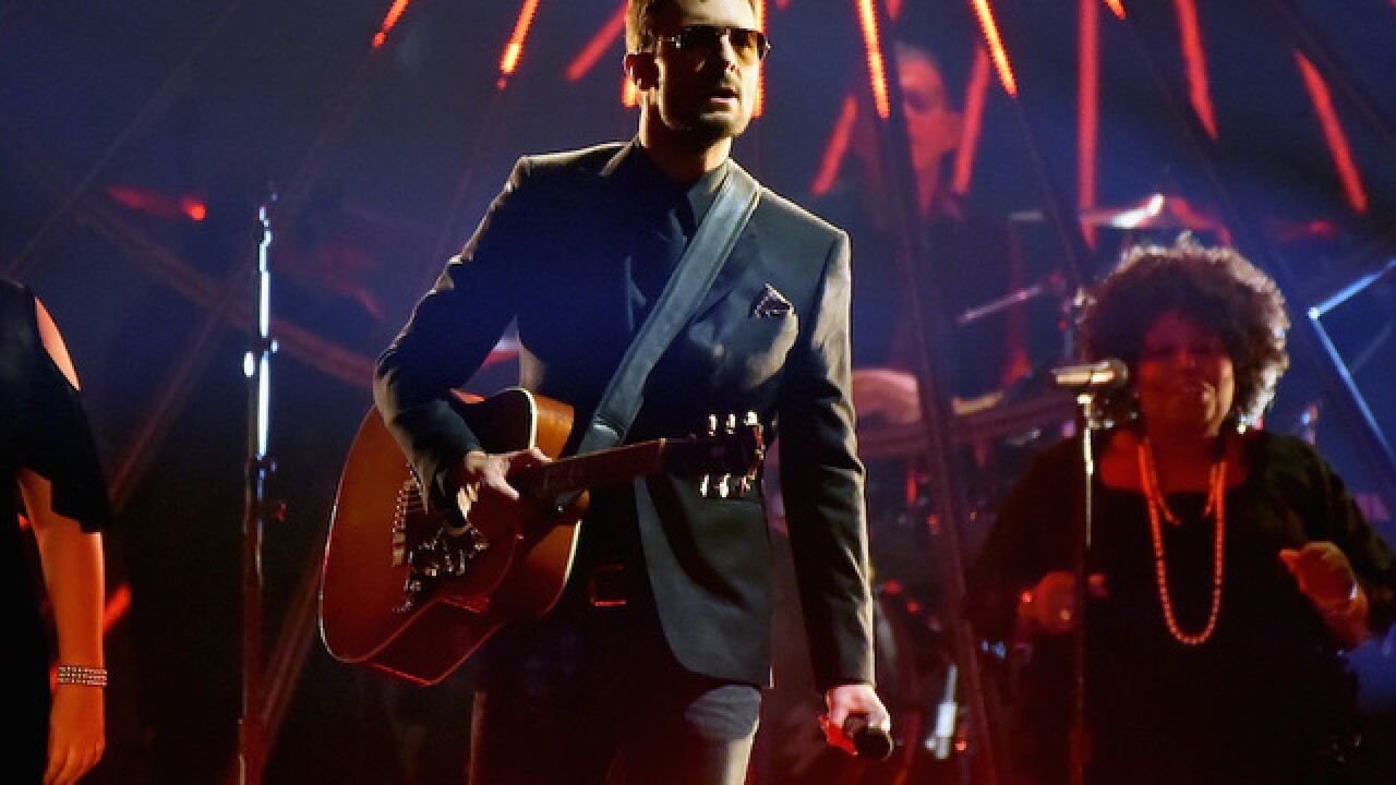 Eric Church calls out NRA for 1 October shooting