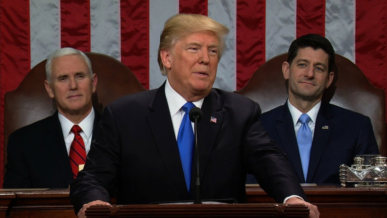 Trump to pitch unity to skeptical audience in State of the Union