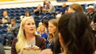 Casey Williams unveils 2019 MSU Billings volleyball slate