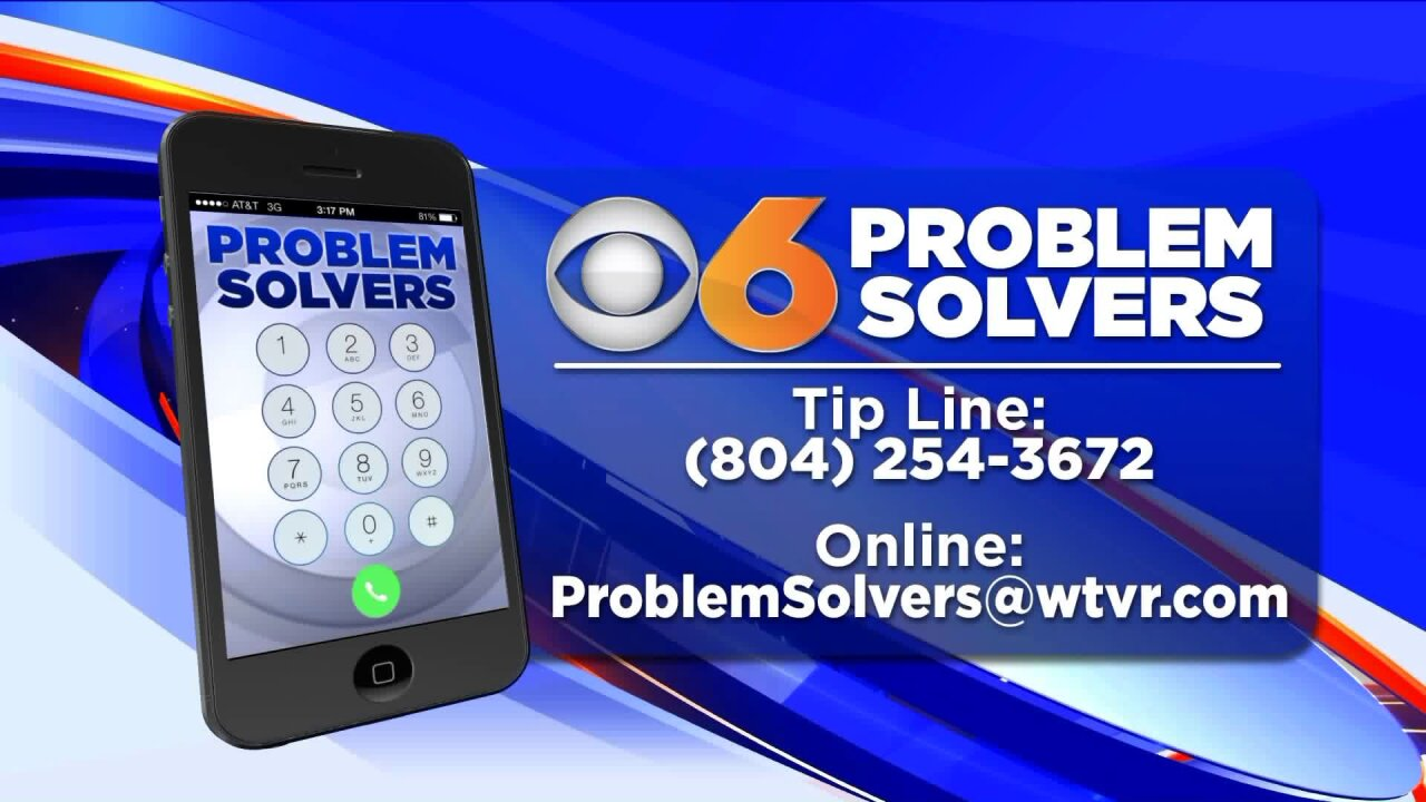 Contact the CBS 6 Problem Solvers